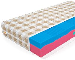 Купить матрас Mr.Mattress BioGold Viscoool 80 на 186